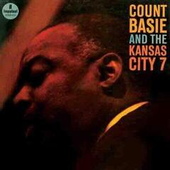 Count Basie Count Basie & The Kansas City 7 (2 LP)