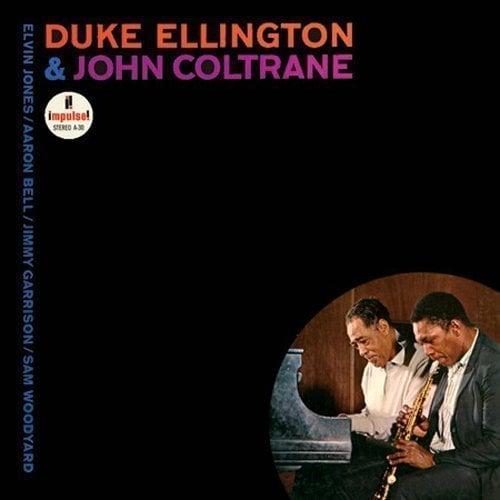 Levně Duke Ellington Duke Ellington & John Coltrane (2 LP) Audiofilní kvalita