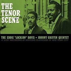 Eddie Lockjaw Davis The Tenor Scene (Eddie Lockjaw Davis & Johnny Griffin Quintet) (LP) Qualité audiophile