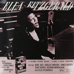 Ella Fitzgerald Let No Man Write My Epitaph (Vinyl LP)