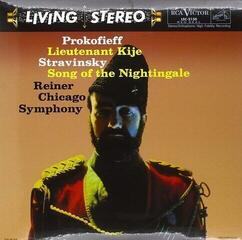 Fritz Reiner Prokofiev: Lieutenant Kije/ Stravinsky: Song of the Nightingale (Vinyl LP)