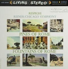 Fritz Reiner Respighi: Pines of Rome & Fountains of Rome (Vinyl LP)