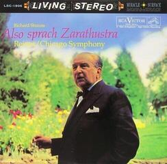 Fritz Reiner R. Strauss: Also Sprach Zarathustra (LP) Audiophile Quality
