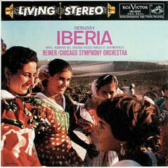 Fritz Reiner Debussy: Iberia/ Ravel: Alborado (LP) Audiophile Quality