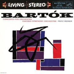Fritz Reiner Bartok: Concerto For Orchestra (LP) Audiophile Quality