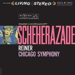 Fritz Reiner Rimsky-Korsakoff: Scheherazade (LP) Audiophile Quality