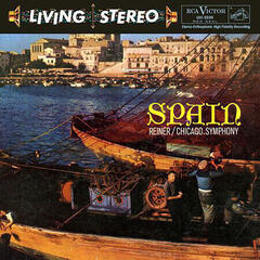 Fritz Reiner Spain (LP) Audiophile Quality
