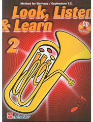 Hal Leonard Look, Listen & Learn 2 Baritone / Euphonium TC