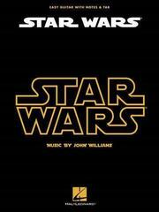 Star Wars The Force Awakens (Easy Guitar TAB)