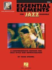 Hal Leonard Essential Elements for Jazz Ensemble Tuba