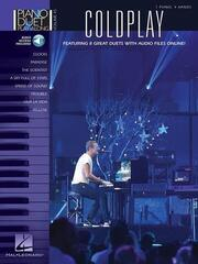 Coldplay Piano Duet Play-Along Volume 45