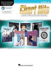 Hal Leonard Chart Hits: Instrumental P-A Viola