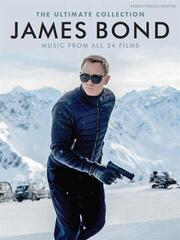 James Bond Music From all 24 Films Piano