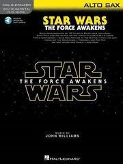 Star Wars The Force Awakens (Alto Sax)