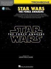 Star Wars The Force Awakens (Trombone)