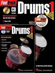 Hal Leonard FastTrack - Drums Method 1 Starter Pack