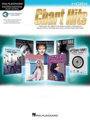 Hal Leonard Chart Hits: Instrumental P-A Horn Horn Noty