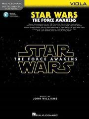 Star Wars The Force Awakens (Viola)