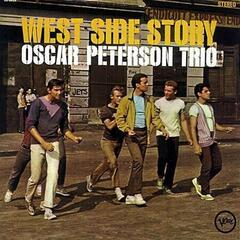 Oscar Peterson West Side Story (LP) Kvaliteta audiofila