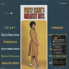 Patsy Cline Greatest Hits (LP) Audiophile Quality