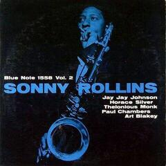 Sonny Rollins Vol. 2 (2 LP) Audiophile Quality