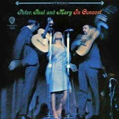 Peter, Paul & Mary In Concert (2 LP) Audiofilska jakość
