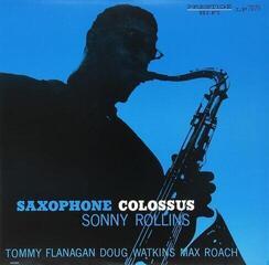 Sonny Rollins Saxophone Colossus (Vinyl LP)