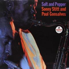 Sonny Stitt Salt & Pepper (with Paul Gonsalves) (2 LP) Audiophile Quality