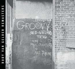 Red Garland Groovy (Vinyl LP)
