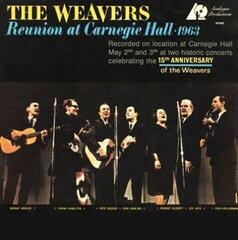 The Weavers Reunion At Carnegie Hall, 1963 (LP) Audiophile Quality