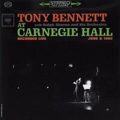 Tony Bennett Tony Bennett At Carnegie Hall (2 LP) Audiofilska jakość