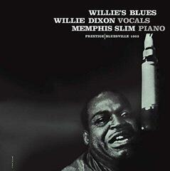 Willie Dixon & Memphis Slim Willie's Blues (LP) Audiophile Quality