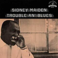 Sidney Maiden Trouble An' Blue (LP) Qualité audiophile