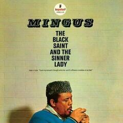 Charles Mingus The Black Saint and The Sinner Lady (2 LP) Audiophile Quality