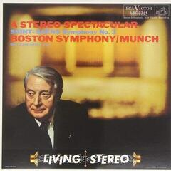 Charles Munch A Stereo Spectacular/ Saint Saens: Symphony No.3 (LP) Audiophile Quality