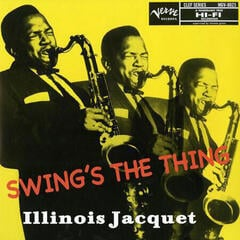 Illinois Jacquet Swing's The Thing (2 LP) Audiophile Quality