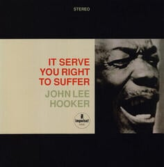 John Lee Hooker It Serve You Right To Suffer (2 LP)