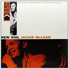 Jackie McLean New Soil (2 LP) Qualité audiophile