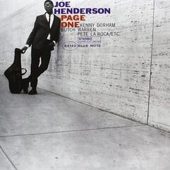 Joe Henderson Page One (2 LP) Audiophile Quality