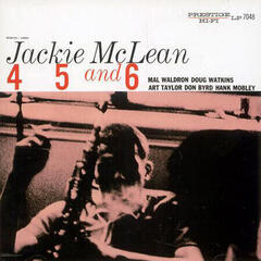 Jackie McLean 4, 5, and 6 (Vinyl LP)
