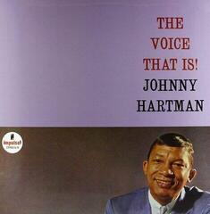 Johnny Hartman The Voice That Is (2 LP) Audiophile Quality