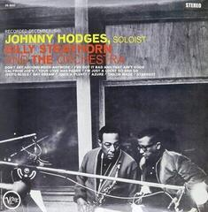 Johnny Hodges Johnny Hodges With Billy Strayhorn (2 LP)