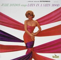 Julie London Latin In A Satin Mood (LP) Audiofilní kvalita