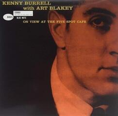 Kenny Burrell On View at the Five Spot Cafe (2 LP) Audiophile Quality
