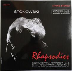 Leopold Stokowski Rhapsodies (LP) Qualité audiophile