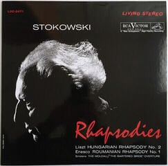 Leopold Stokowski Rhapsodies (LP) Audiofilska jakość