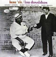Lou Donaldson Here 'Tis (2 LP) Audiofilní kvalita