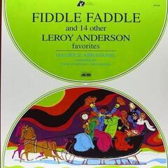 Maurice Abravanel Fiddle Faddle and 14 Other Leroy Anderson Favorites (LP) Qualité audiophile