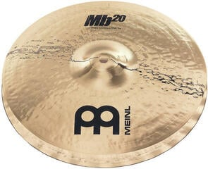 "Meinl MB20 14"" Heavy Soundwave Hi-Hat Brilliant"