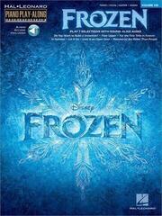 Disney Frozen Piano Play-Along Volume 128
